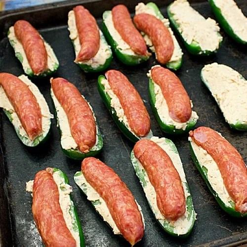 Atomic Buffalo Turd Jalapeno Poppers
