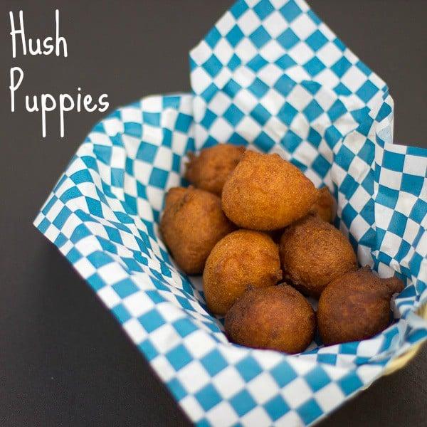Hush Puppies text