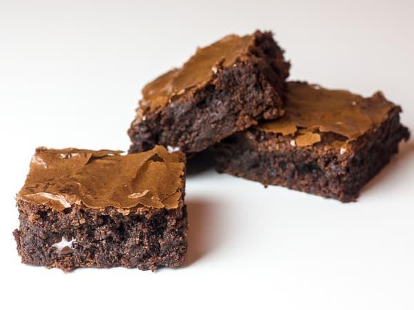 Chewy Chocolate Chunk Brownie-2