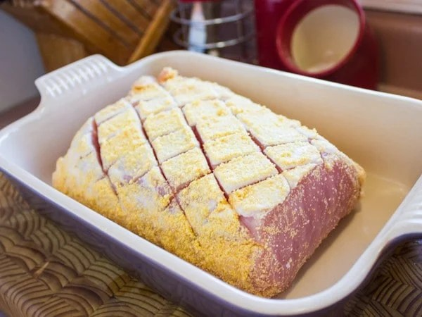 Roast Peameal Bacon a
