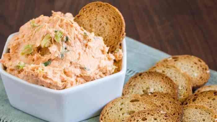 Smoked salmon dip recipe cream cheese