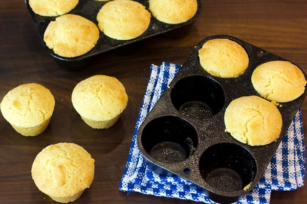 Cornbread Mini Muffin