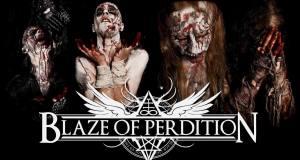 BLAZE OF PERDITION completes Darkness Rising Festival bill