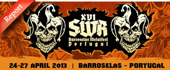 Report: SWR Barroselas 2013 Part 1