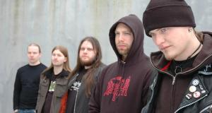 Blood Red Throne present new video