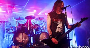 Report: Hypocrisy + Hatesphere + Theriomorphic @ Hard Club