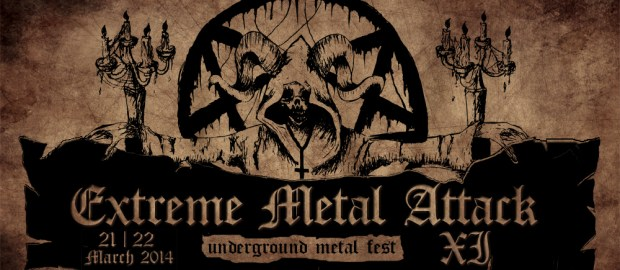 EXTREME METAL ATTACK: more bands announced