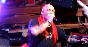 THE EXPLOITED frontman felt sick during a concert in lisbon