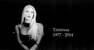 Tristessa of ASTARTE has passed away
