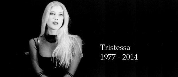 Tristessa of ASTARTE has passed away