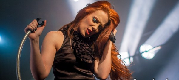 Report: Epica + Dragonforce + Dagoba @ Hard Club