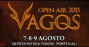 VAGOS OPEN AIR new bands announced