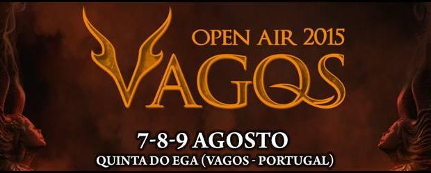 VAGOS OPEN AIR new bands announced
