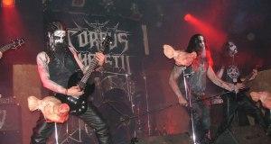 CORPUS CHRISTII new album release show in Lisbon