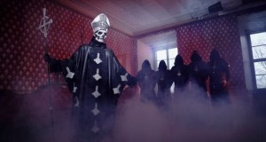 """GHOST have a new lyric video for """"He is"""""""