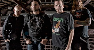 """CATTLE DECAPITATION release """"Making Of"""" documentary of new album"""