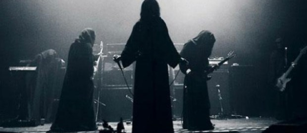 SUNN O))) release audio archive of live recordings