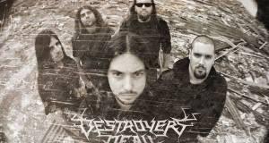DESTROYERS OF ALL unveil new album artwork