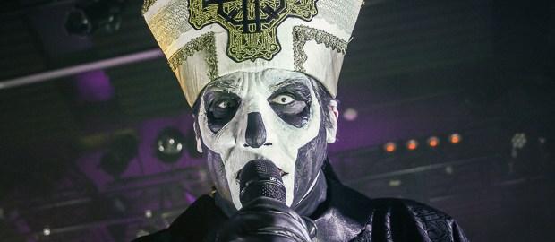 Report: Ghost + Dead Soul @ Hard Club