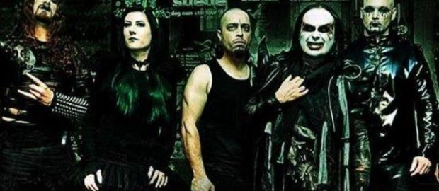 "CRADLE OF FILTH release video for the song ""Blackest Magick in Practice"""