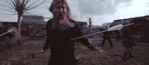 "AMON AMARTH premier new video for ""At Dawn's First Light"""