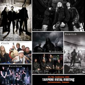 Tampere Metal Meeting 2016