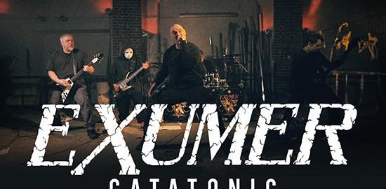 "EXUMER releases video for ""Catatonic"""