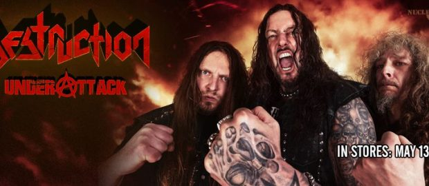 "DESTRUCTION hava shared a new video for ""Under Attack"""