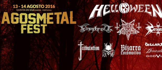 VAGOS metal fest confirms Helloween, Vektor, Tribulation and more