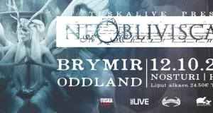 PREVIEW: Ne Obliviscaris, Brymir, Oddland at Nosturi, Helsinki