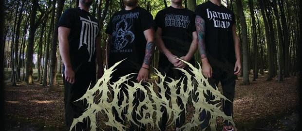 "Acranius release ""Return To Violence"" Lyric Video"