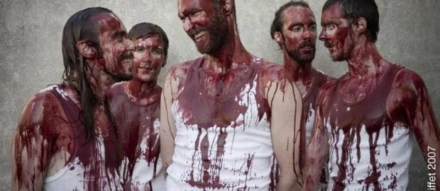 "Psykup reveal new single ""Violent Brazilian Massage"""