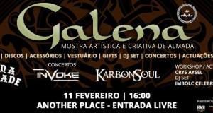 Galena IV- Artistic and Creative Exhibition of Almada