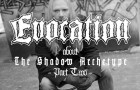 """Evocation launch second making-of video for the album """"The Shadow Archetype"""""""