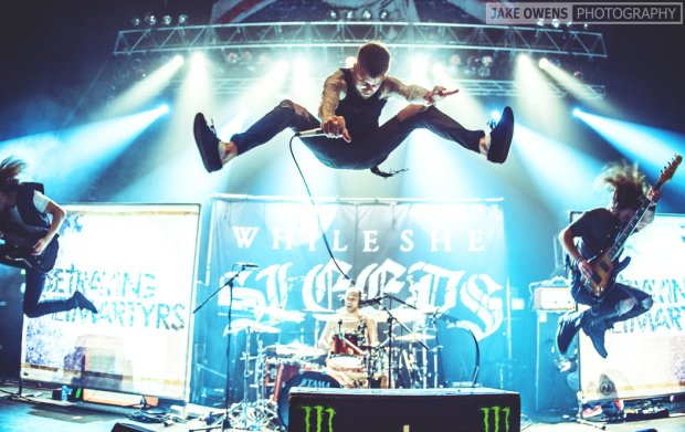 Betraying The Martyrs Live
