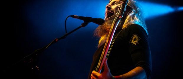 Report: Mastodon + Black Peaks @ Sala Tejo, Meo Arena