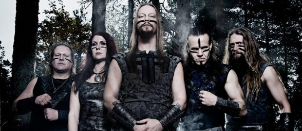 "Ensiferum stream new song ""King of Storms"""