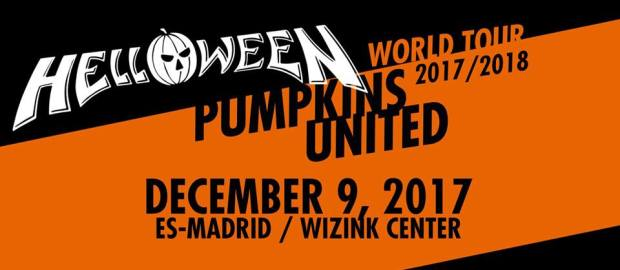 Preview: Helloween, Pumpkins United World Tour