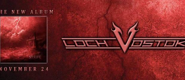 Loch Vostok upcoming album details and lyric video premiere