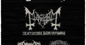 Preview: Mayhem + Dragged Into Sunlight + The Ominous Circle @ Lisboa ao Vivo