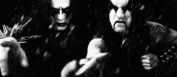 "Immortal premiere single ""Northern Chaos Gods"""