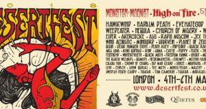 Preview: Desertfest 2018, London