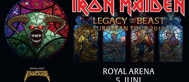 Preview: Iron Maiden @ Royal Arena, Copenhagen