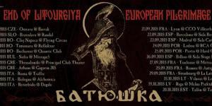 Preview: Batushka  – 'End Of Litourgiya' European Pilgrimage in Portugal