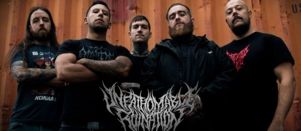 Unfathomable Ruination sign with Willowtip Records