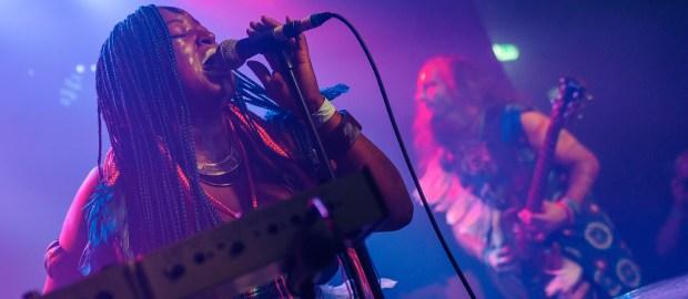 Report: Vodun + Bruxa Maria + The Hyena Kill @ Oslo Hackney, London
