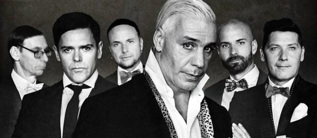 Rammstein announce 2019 European tour