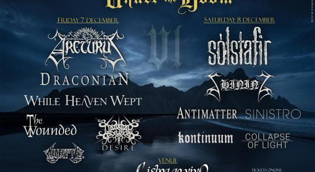Preview: Under The Doom fest 2018