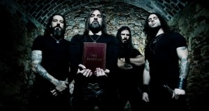 Rotting Christ premiered the first track from their upcoming album 'The Heretics'