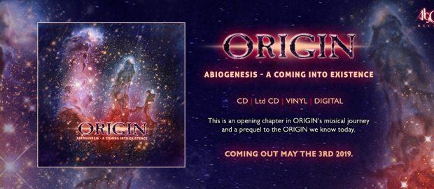 """ORIGIN released single """"Mind Asylum"""""""